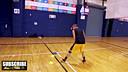 Allen Iverson Pro Hop Drill (Part 1) Basketball Guard Scoring Drills
