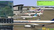 ATC4福冈机场的一天(7:00-21:30) NO.5