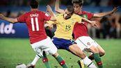 丹尼尔·阿尔维斯在防守为重的巴西队遇冷!2014世界杯他能否改变!