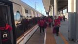 大张客专(张大高铁)开通运营 ,北魏古都山西大同进入高铁时代