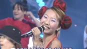 【1080P 最高画质纯享版】COOL - 解析男女 (KBS Music Bank 2000年6月13日)