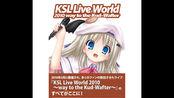 Key Sounds Label《KSL Live World 2010—Way to the kud Wafter-MC LiSA2》