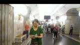 345.北欧俄德之旅第5集 莫斯科地铁          弹窗  关灯