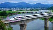 湖北即将修建一条铁路,预计2021年通车,时速高达350公里