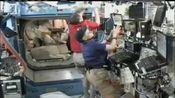 【STS-130】任务第8天亮点:宁静号上的水回收和氧气发生系统的重新安装
