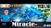 Miracle - Morphling Safelane | EZ CARRY | 7.26 Update Patch | Dota 2 Pro MMR Gam