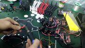F550六轴无人机装机教学视频 pix飞控 osd安装 云台安装 图传安装