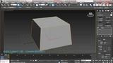 从零开始学习3dmax教程 3dmax入门教程第5课3Dmax基础教程三维编辑命令-锥化-制作桥栏杆