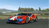 【Real Racing3】【真实赛车3】21升488 af corse周计时赛 勒芒 02:54.917