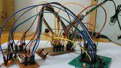 用最小系统板做一个交通灯(仿真+实物+程序)-毕业设计