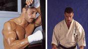 【1964—2000 蓝眼武士 初代腿王 K-1GP冠军】Andy Hug 安迪·哈格 Axe Kick - Knockouts Highlights