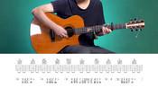 《忽然之间》吉他弹唱教学C调入门版 高音教 猴哥吉他教学-高音教公开课《弹唱卷》-高音教乐器
