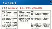 中级经济师-工商管理(11)