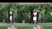 广场舞双人舞-遇上你是我的缘](d)