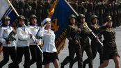 朝鲜今日举行大规模阅兵活动
