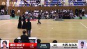 Yukiko TAKAMI M1- Nanami ONISHI - 54th All Japan Women KENDO Championship - Fou