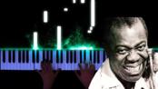 [钢琴]Louis Armstrong - What A Wonderful World(Cover By Welder Dias)
