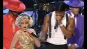 【Tilt Ya Head Back】Nelly feat. Christina Aguilera (Live VMA) 2004.08.29
