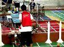 华科大vs东北大学(16进8)视角2_ABU Robocon 2011(Robot360.cn)