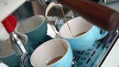 在专业设备的辅助下,制作一杯咖啡需要多久?