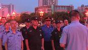 株洲:城管+公安 专项整治违规遛狗