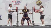 2019 World Classic Powerlifting Championships - Marina Almeida 女子84kg量級