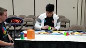 4x4 Official [Avg 22.92] AZCubing Big Cube Brawl 2018