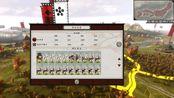 幕府将军2全面战争 第一篇 雷雨天 最强兵种 薙刀僧兵、尼僧兵和弓僧兵 组合效果展示 Shogun 2 Total War