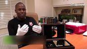 第一飞人获赠世界最贵iphone6 镶700颗钻2300万