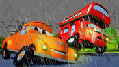 汽车城之拖车汤姆 第3季 第10集 双层巴士丹佛