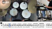 【架子鼓 翻奏】There's Nothing Holding Me Back - Shan Mendos (★★★★☆) Pop Drum Cover
