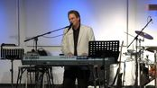 IGC Music festival. Berlin 2015. Terry MacAlmon, Phil Driscoll.