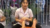 体验越南特色按摩,老板会讲中文,服务很周到