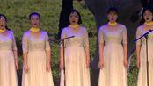 21女声小组唱《故乡的小路》乐龄庆祝改革开放40周年