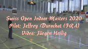 Swiss Open Indoor Masters 2020 2stJeffrey Durochat配乐飞行