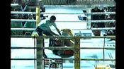 武林风龚艳丽VS甘姆·海:中国女子散打冠军狠撂泰国女拳手
