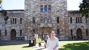 肤白貌美学姐带你云逛昆士兰大学!