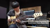 Lakland US Custom 55-94 Deluxe Bass Demo - 'Change Your Mind' by Bassist (Wooyo