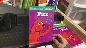 《Fizz》(大红狗系列)(Phonics Fun)(英文绘本读物推荐)【茉莉的学习之旅】