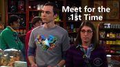 【中英+注解】Sheldon初见Amy 找到同类的感觉【中英+纯英+单词注解】