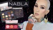 【Mel Thompson】试色测评+3妆容|NABLA新品Mystic Collection Dreamy 2 Palette