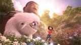 《雪人奇缘》10.1上映,展现中式家文化,张子枫陈飞宇献声!