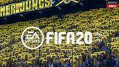 【FIFA20独家教程】教你如何制作普通比赛的转播水印Logo(效果预览)