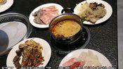 虹姐吃49.9元的自助火锅烤肉,结果吃到老板脸黑,老板:求你别来了