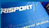 【呆】【花样滑冰鞋开箱】RISPORT冰鞋+英国MK碳纤维professional-revolution冰刀