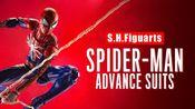【岩下スティーブン】S.H.Figuarts Spider-Man Advance Suits