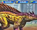 【班克】侏罗纪世界,甲梁龙VS异种暴龙VS肉食盗龙