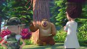 熊出没:这熊二当评审员,光头强和天才威,谁做的饭好吃呢?