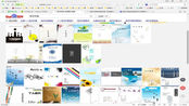 水墨效果简历封面制作讲解,word教程,Microsoft Word 2013教程 word办公自动化教程