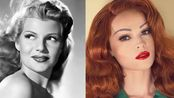 【Picturresque|Regina】仿妆| 上世纪好莱坞著名女星丽塔海华丝Rita Hayworth!